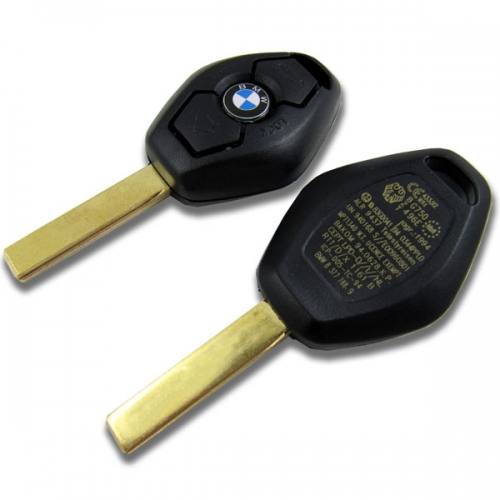 BMW 3-Button 4 track Auto Locksmith Tools, 433MHZ (ID44,green board)
