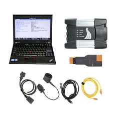 ابزار تشخیصی خودکار بادوام BMW ICOM NEXT BMW ICOM A2 A + B + C Plus Lenovo X220 I5 4GB Laptop