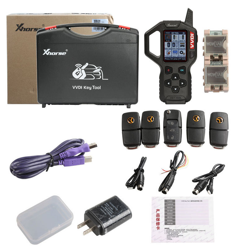 Original V2.3.9 Xhorse VVDI Key Tool Remote Key Programmer European Version