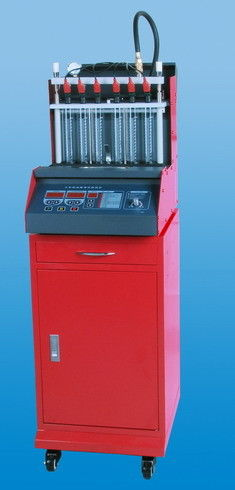 Ultrasonic Fuel Injector Cleaner Machine Endurable With LED Display