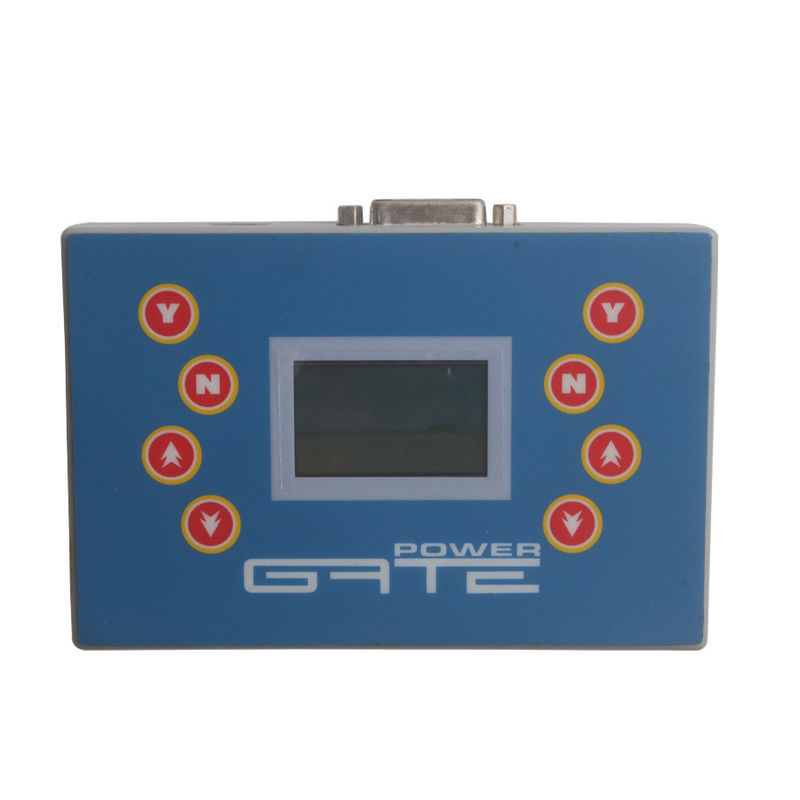 Powergate V3.86 ECU Programmer , Personal OBD Programmer With Long Lifespan