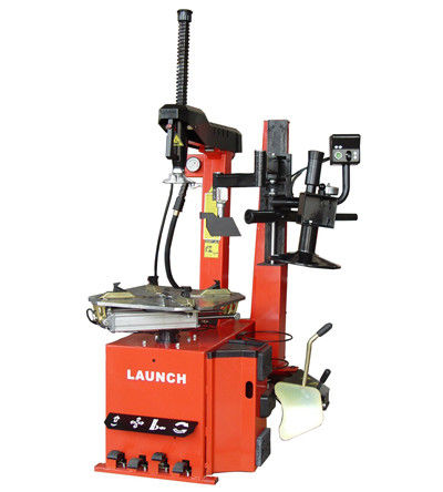 Low Noise Auto Workshop Equipment , 50Hz / 60Hz Tyre Changer Equipment TWC-502RMB
