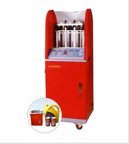 250W AC220V / AC110V Ultrasonic Fuel Injector Cleaner Machine For Vehicle