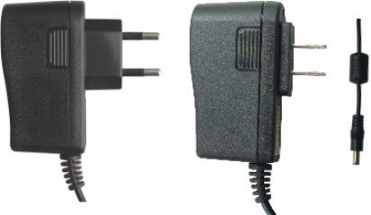 12V 1A AC-DC Adapter Wall Charger Iphone External Battery Charger With Two Year Warranty